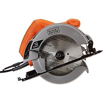 Black decker cs1014 12 amp 7 14 inch circular saw power black decker cs1014 12 amp 7 14 inch circular saw greentooth Gallery