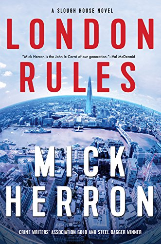 London Rules (Slough House) cover