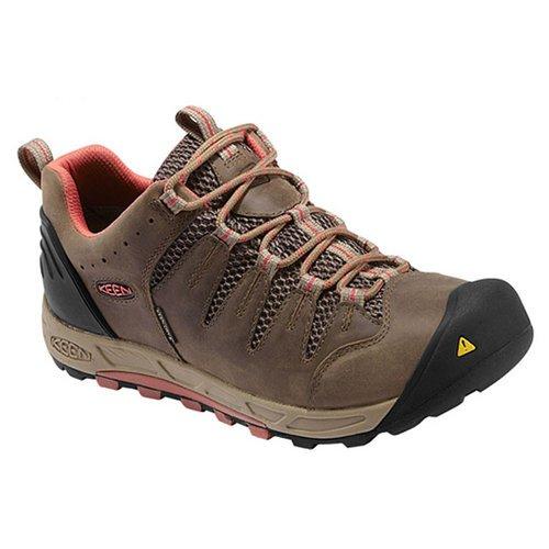 Keen Men's Bryce WP Trainers - Shitake/Bossa Nova, UK 11: Amazon.co.uk:  Shoes & Bags