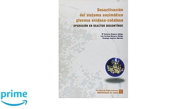 Desactivación del sistema enzimático glucosa oxidasa ...