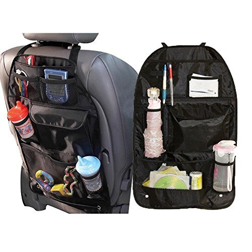 Obecome Car Backseat Organizer for Baby Travel Accessories a