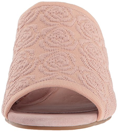 À Rose Taryn Talon Nancy Knit Sandales Blush Femmes x4xAqaF