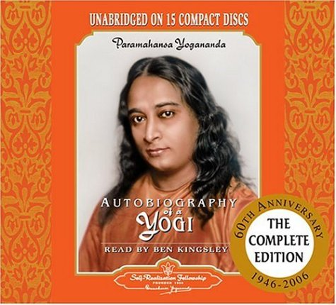 Image result for autobiography of a yogi audible