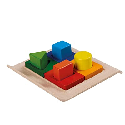 PlanToys Shape Sorter: Toys & Games