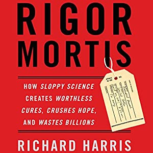 Rigor Mortis Audiobook