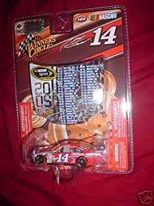 tony stewart 14 old spice home depot chevrolet impala ss 1 64 scale with 2009. Black Bedroom Furniture Sets. Home Design Ideas