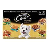 Cesar Home Delights Wet Dog Food, Variety Pack (3.5 oz., 30 ct.) Review