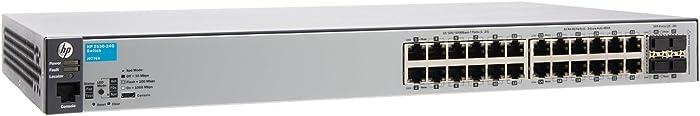 Hewlett Packard HP J9776A 2530-24G 24 Port Gigabit Switch