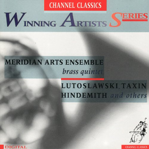 - Winning Artists Series - Lutoslawski, Taxin, Hindemith, etc.