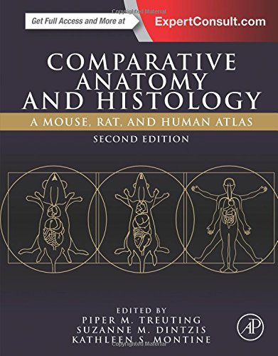 Comparative Anatomy And Histology, Second Edition: A Mouse, Rat, And Human Atlas