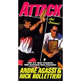 Andre Agassi: Attack