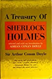 img - for A Treasury of Sherlock Holmes, Selected and with an Introduction by Adrian Conan Doyle book / textbook / text book