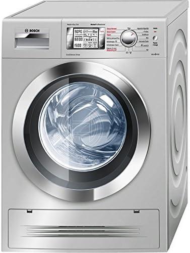Bosch WVH3057XEP - Lavadora De Carga Frontal Wvh3057Xep De 7 Kg Y 1.500 Rpm Con Función Secado: Amazon.es: Grandes electrodomésticos