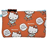 GMC Toysfield PG-27101 GMC Toys Field Nu Hello Kitty Pouch Roller Skate, Red