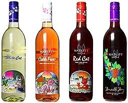 NV Hazlitt 1852 Vineyards Sweet Deal, Mixed Pack of 4 750ml Bottles of Wine