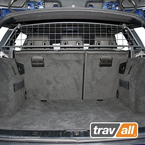 Travall Guard Compatible with BMW 3 Series Touring Wagon 2005-2012 TDG1099 – Rattle-Free Steel Vehicle Specific Pet Barrier