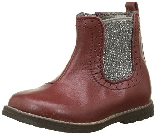 Little Boots Sauvage Rouge Arlette Desert Fille Mary Bordeaux Zar7Z