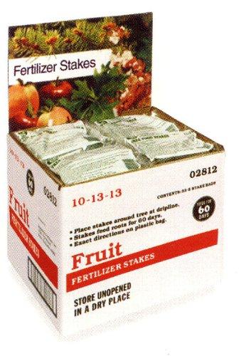 jobes-160-piece-display-domestic-fruit-tree-fertilizer-10-13-13-stake