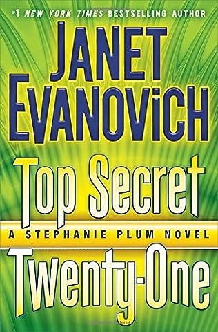 book cover of Top Secret Twenty-One