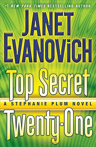 Top Secret Twenty-One - Book #21 of the Stephanie Plum
