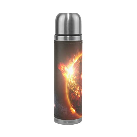 Amazon com : saobao Exploding Planet Water Bottle Stainless