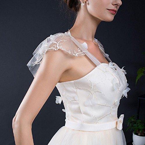 Beauty-Emily -  Vestito  - Sera  - Donna Beige-E 44