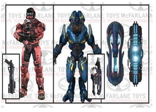McFarlane Toys Halo Reach Series 6 Invasion Deluxe Box Set by McFarlane Toys