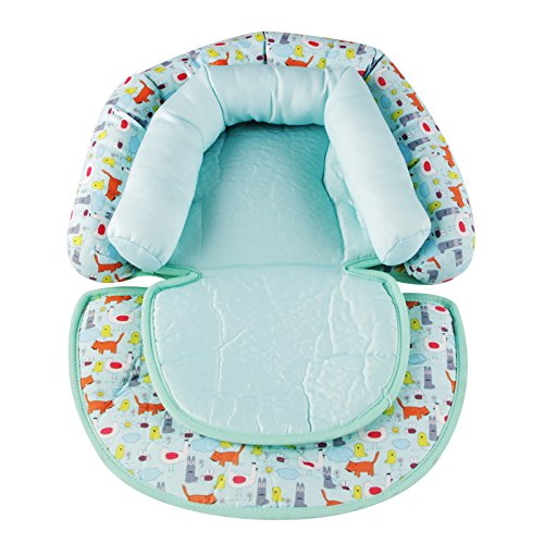 Amazon Com Infant Head Support For Car Seat Kakiblin