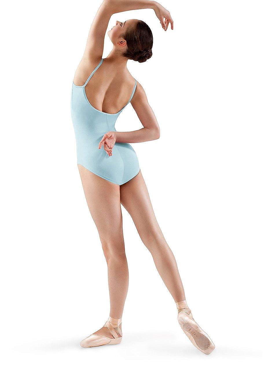 Bloch Dance Womens Nejor Microlux Camisole Leotard