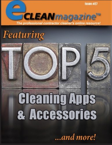 - eClean Magazine Issue 27: Top 5 Cleaning Accessories & Apps