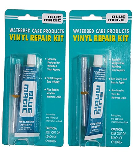 Two Vinyl Repair Kits For Waterbed Mattresses Air Beds Inflatable Toys Rafts Inflatable Pool