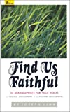Find Us Faithful, Joseph Linn, 0834191628