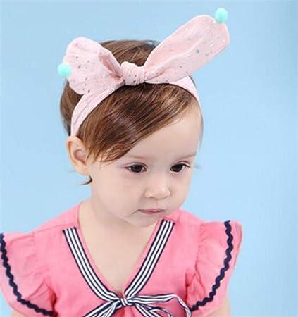 Amazon.com  KEANER Pleasing and Durability Fashion Hairball Hairband ... 8cf83fbcbfb