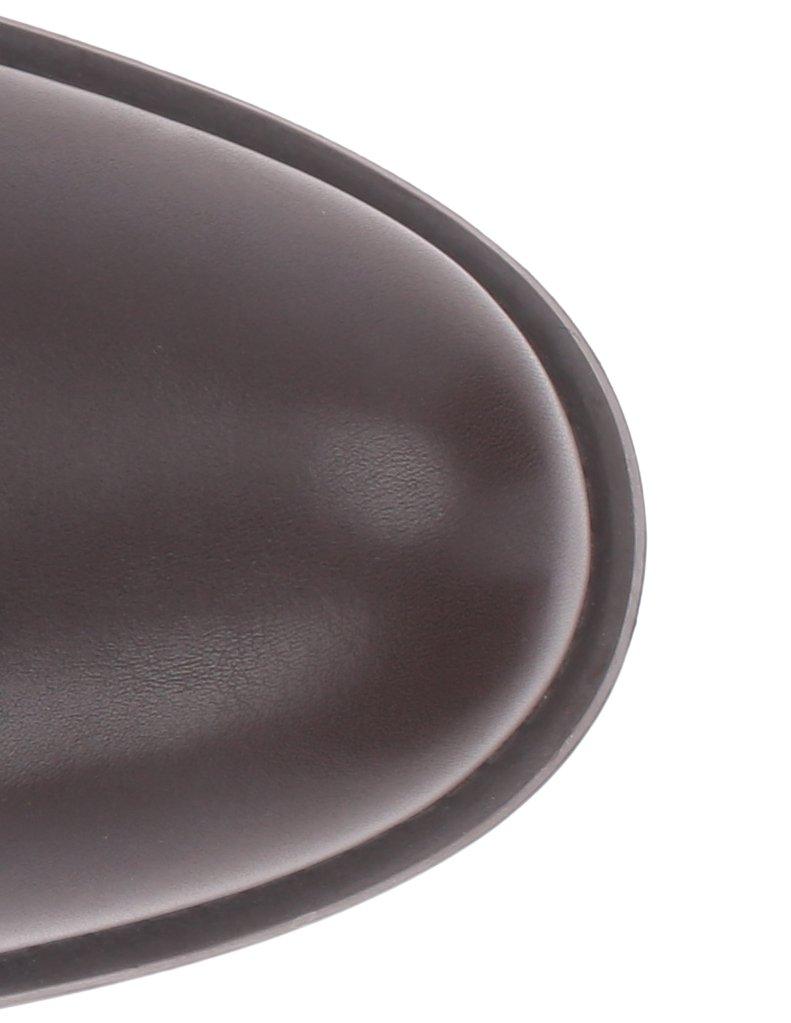 Tommy Hilfiger Women's Sunny Equestrian Boot B01HDS1XYI 8.5 B(M) US Marine/Chocolate