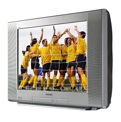 Amazon com: Sony KV-32FS120 32-Inch FD Trinitron WEGA Flat