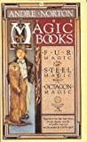 The Magic Books, Andre Norton, 0451152328