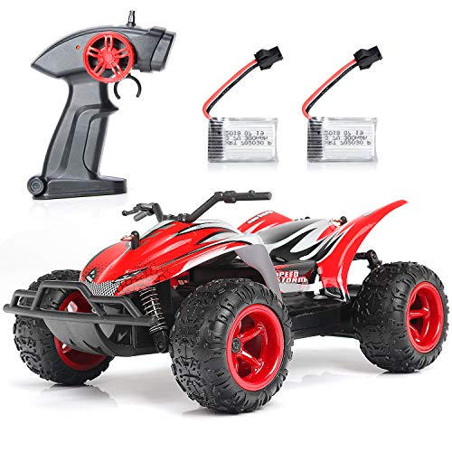 6 Scale Radio Control - EP EXERCISE N PLAY RC Car 1:22 Scale Radio Control High Speed Racing Car Monster Truck Off Road Dune Buggy Wireless Receiver Remote Control Hobby Toys for Kids & Adults