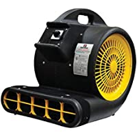 AirFoxx 1 HP 3 Speed Floor Dryer, AM4000a