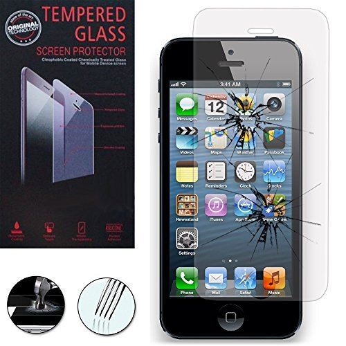 0836a472de9 delicate Lote Paquete Láminas protectoras de pantalla para Apple iPhone 5/  5S/ SE -