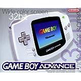 Game Boy Advance Konsole White