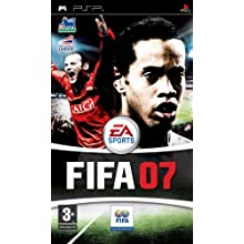 FIFA Soccer 07 - Sony PSP