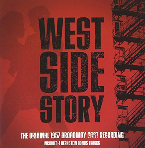 West Side Story Broadway - West Side Story: The Original 1957 Broadway Cast Recording