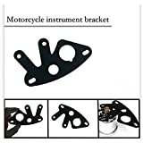 DLLL Universal Motorcycle Instrument Bracket Holder Speedometer Odometer Mount Stand Support for GN CBT125 WY125 HJ-125