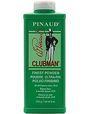 Clubman Pinaud Finest Powder - World Famous Since 1810, Skin Irritation Relief, 9 oz./255 g.
