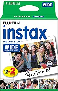Fujifilm Instax Twin-Pack Instax Wide Instant Film Twin-Pack