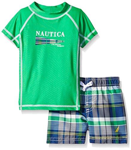 Nautica Baby Short Sleeve Rashguard