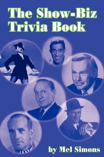 Download The Show-Biz Trivia Book pdf