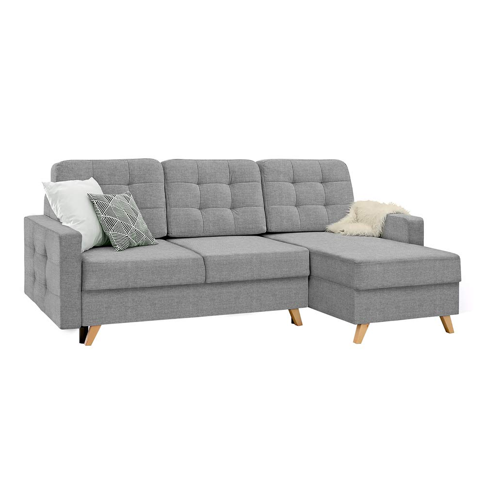 Selsey Velvet Corner Sofa Lounge Tv Lounge Sofa With Chaise