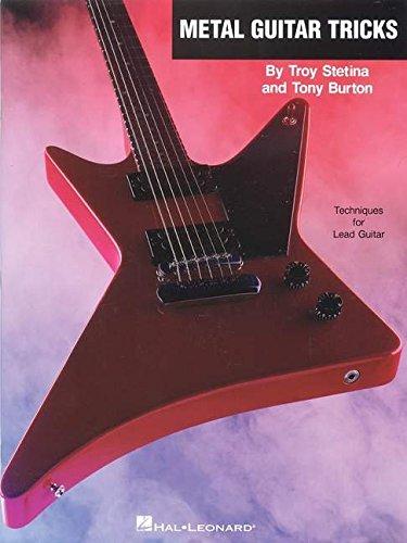 Metal Guitar Tricks: Techniques for Suggestion Guitar