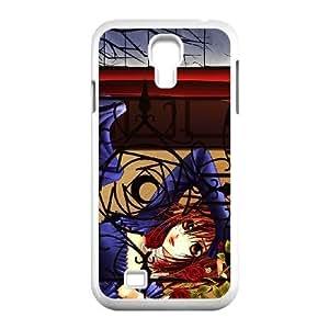 Samsung Galaxy S4 I9500 Phone Cases White Vampire Knight FXC546732